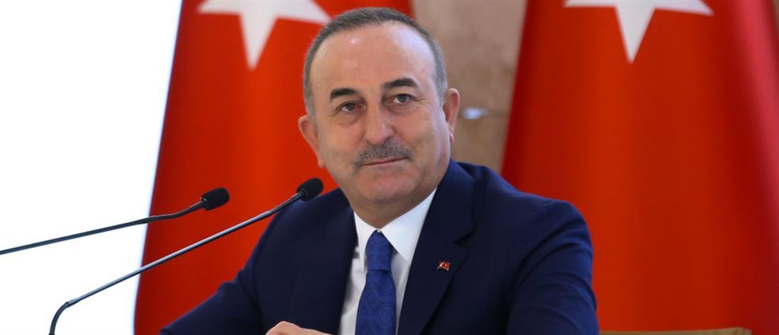 Τσαβούσογλου: τυχόν κυρώσεις σε βάρος της Τουρκίας θα τα καταστρέψουν όλα