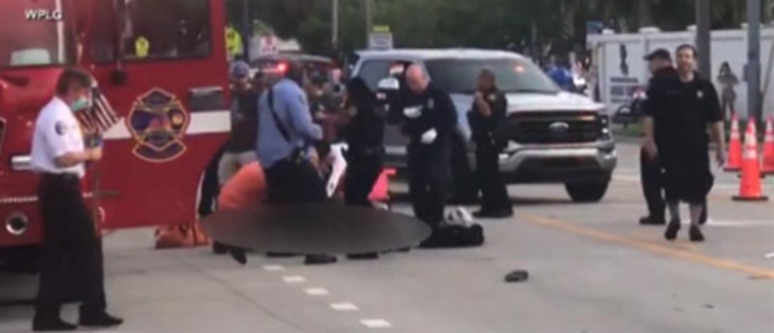 Φλόριντα - Gay Pride: Όχημα παρέσυρε και σκότωσε άνδρα (εικόνες)