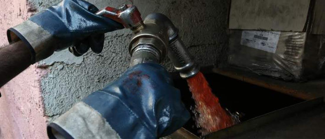 Κατασχέθηκαν έξι τόνοι λαθραίων καυσίμων θέρμανσης