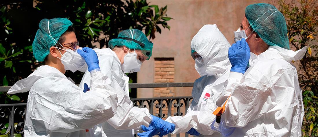 Κορονοϊός: οι νεκροί στην Ιταλία μπορεί να είναι πολύ περισσότεροι