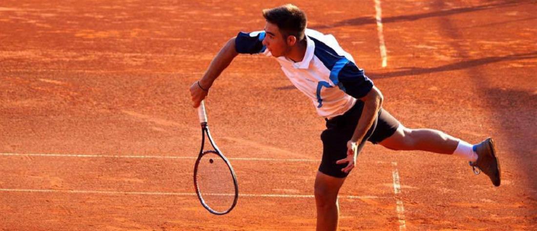 Davis Cup: Ο Σκορίλας σημείωσε την πρώτη ελληνική νίκη