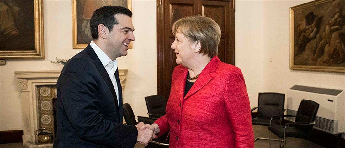 Τι συμφώνησαν Τσίπρας και Μέρκελ για το χρέος