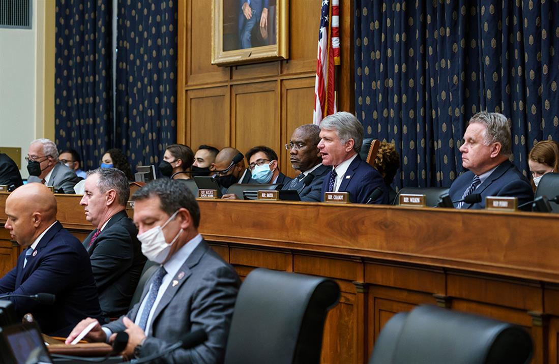 AP - ΗΠΑ - Κογκρέσο - αποχώρηση από το Αφγανιστάν