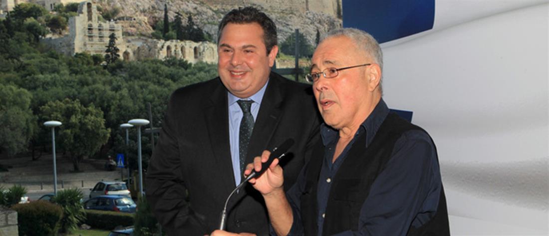 """Ζουράρις: Ανεδαφικό το """"plan b"""" του Καμμένου για το Σκοπιανό"""