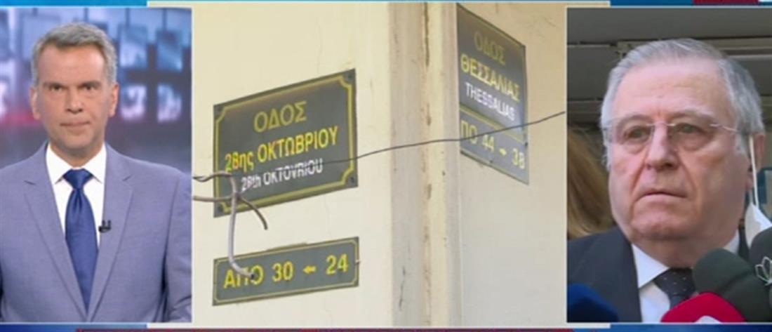 Σταυριανάκης: Ο Χρήστος Παππάς είπε ότι ήταν έτοιμος να παραδοθεί