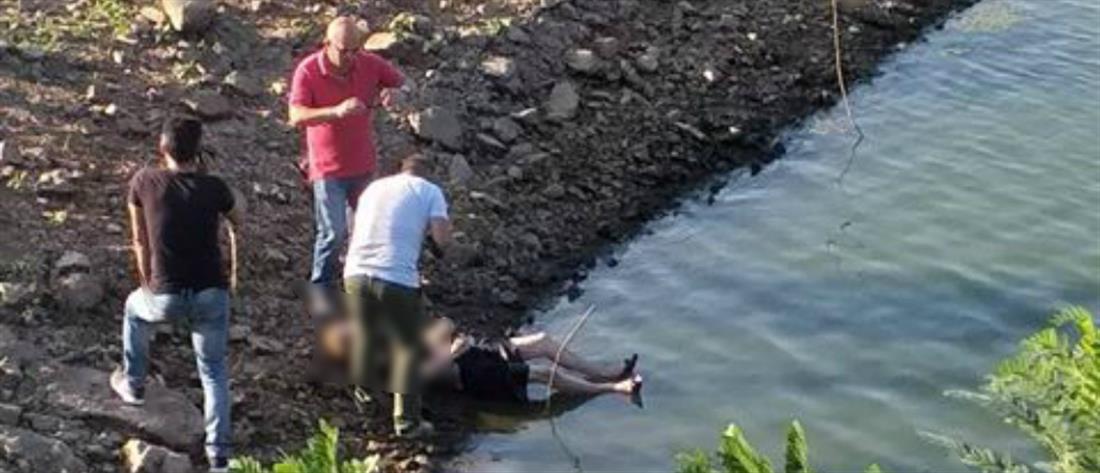 Θρίλερ με νεκρή γυναίκα στη λίμνη Κερκίνη (εικόνες)