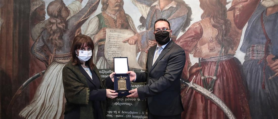 Σακελλαροπούλου: Κορυφαίο γεγονός της Επανάστασης η Εθνοσυνέλευση της Επιδαύρου