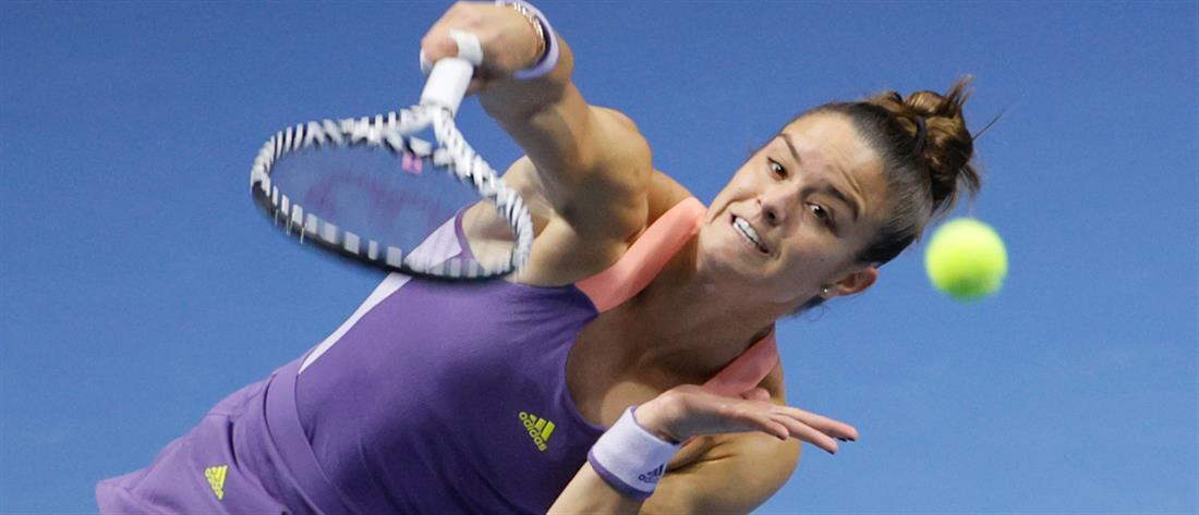 WTA: Για πρώτη φορά στο Top 20 η Μαρία Σάκκαρη