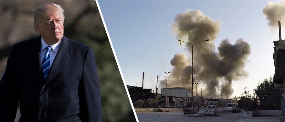 Θέμα ωρών η αμερικανική επίθεση στη Συρία;
