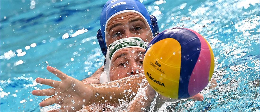 Ολυμπιακοί Αγώνες: Σπουδαία νίκη για την Εθνική ομάδα πόλο