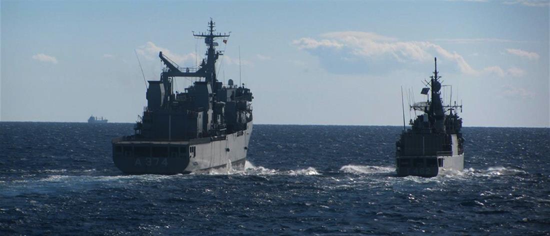 """Αυτοί είναι οι μαθητές που θα γίνουν """"πλήρωμα"""" ελικοπτέρου και φρεγάτας του Πολεμικού Ναυτικού"""