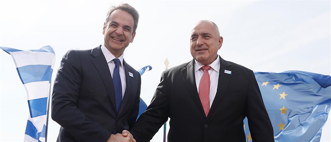 Κοινή Διακήρυξη για ενίσχυση των σχέσεων Ελλάδας – Βουλγαρίας