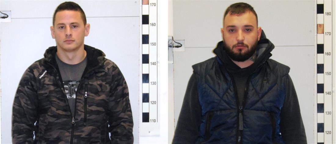 Τα μέλη της σπείρας που έκλεβαν εξαρτήματα αυτοκινήτων (εικόνες)