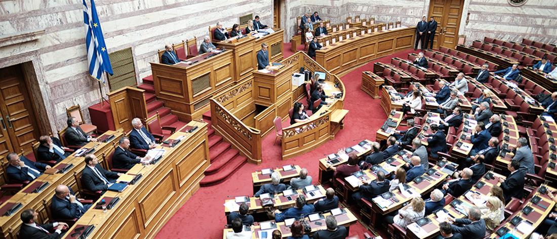 Εκλογικός Νόμος: με εντάσεις και… ενστάσεις η συζήτηση στη Βουλή