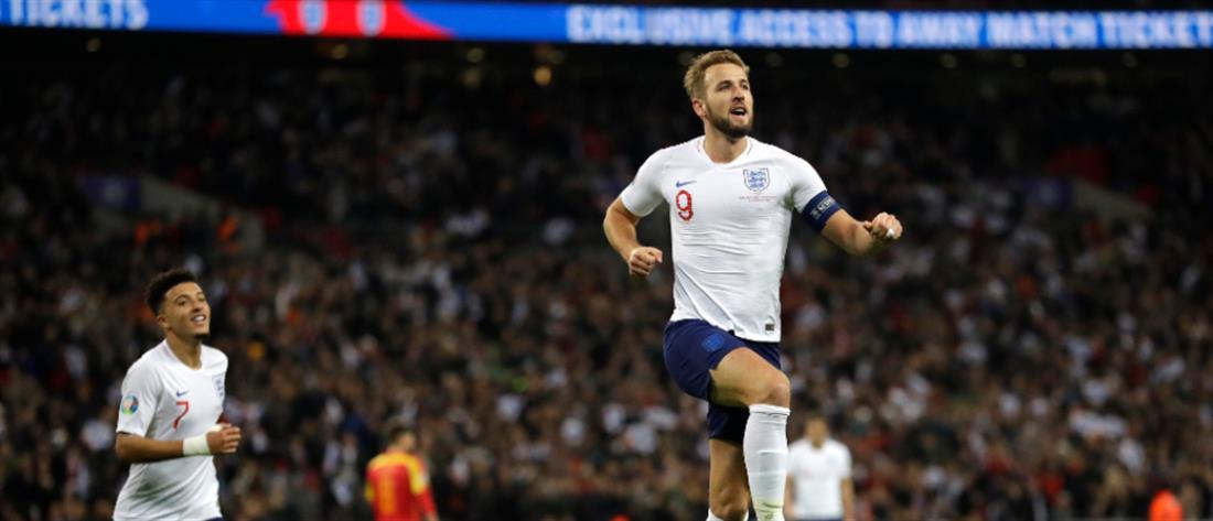 "Euro 2020 – Αγγλία: με ηγέτη τον Κέιν κόντρα στα ""φαντάσματα του παρελθόντος"""
