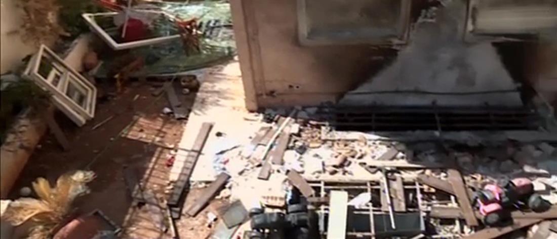 Έκρηξη στα Καλύβια: Φως στα αίτια από την Πυροσβεστική