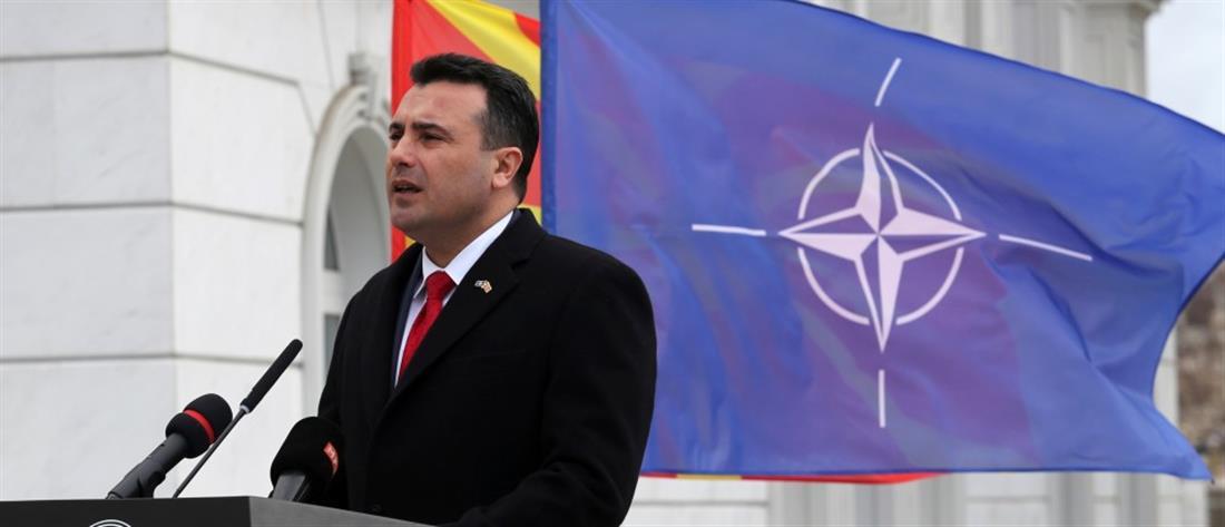 """Ζάεφ: Να απαντήσει η Ελλάδα αν ομιλείται η """"μακεδονική γλώσσα"""" στο έδαφός της"""