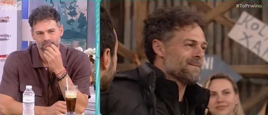 """""""Η Φάρμα"""": Ο νικητής Κώστας Γκρέκας στο """"Πρωινό"""" (βίντεο)"""
