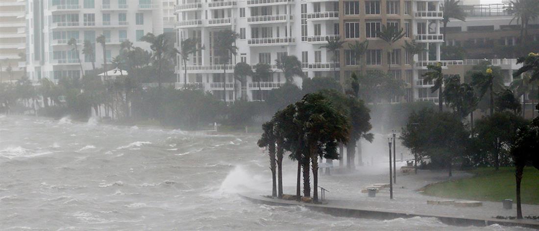 """""""Ξηλώνει"""" τη Φλόριντα η Ίρμα (βίντεο)"""