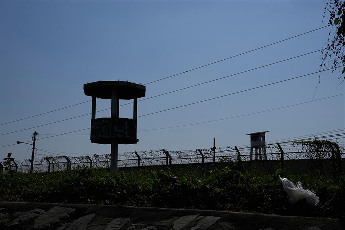 AP - Εκουαδόρ - εξέγερση σε φυλακές