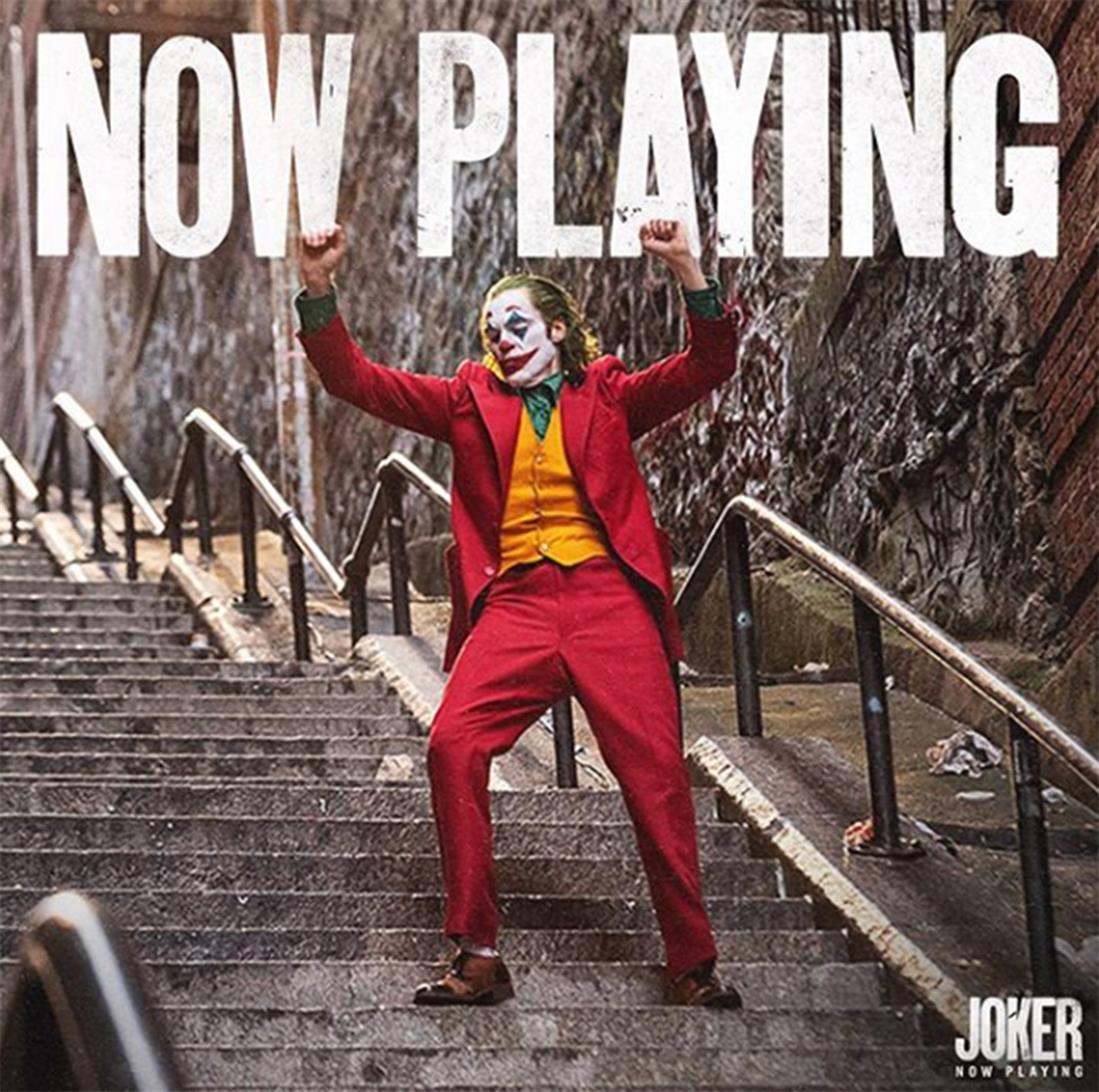 Joker Stairs - Τζόκερ