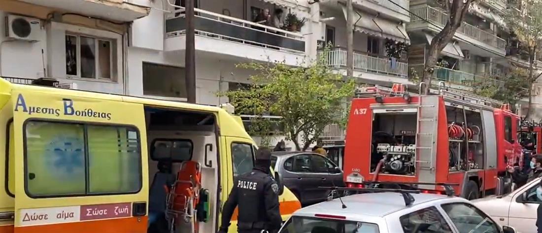 Τραγωδία: νεκρό παιδί από φωτιά σε διαμέρισμα