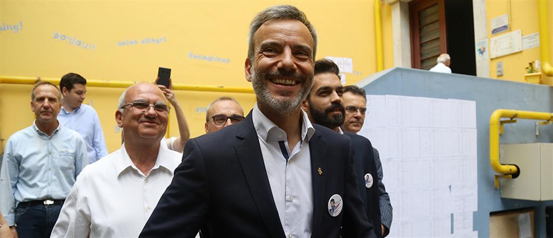 Ο Ζέρβας νέος δήμαρχος Θεσσαλονίκης