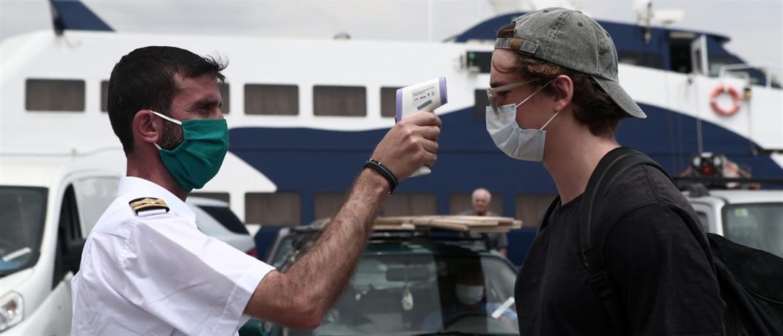 Ακτοπλοΐα: Επαναξιολόγηση στα υγειονομικά πρωτόκολλα των επιβατών