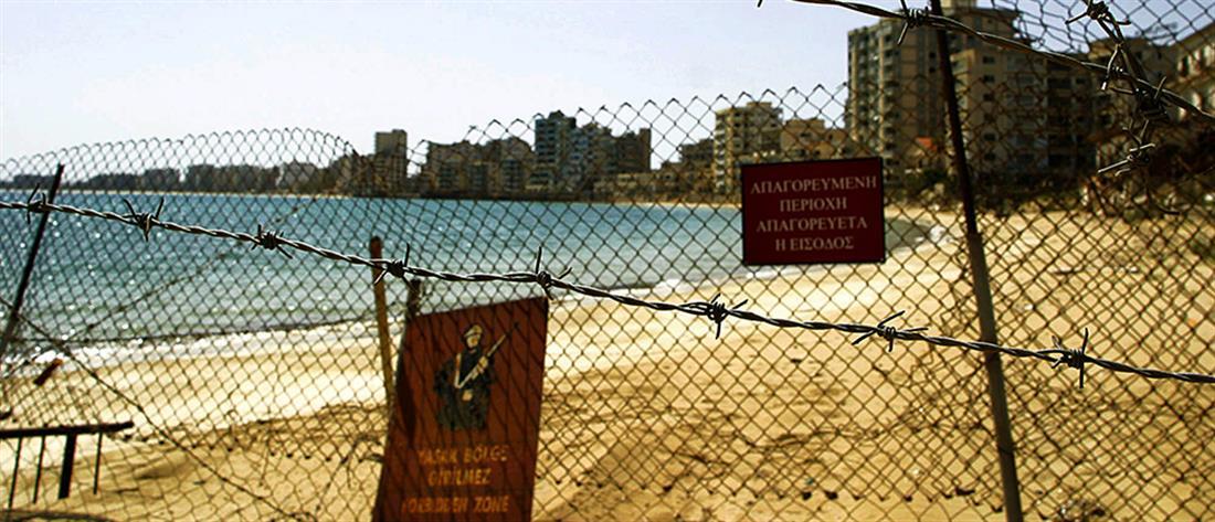 """Αμμόχωστος: άνοιγμα της πόλης """"φάντασμα"""" υπό τουρκοκυπριακή διοίκηση επιχειρεί το """"Ψευδοκράτος"""""""