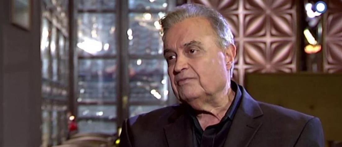 Πέθανε ο Λευτέρης Μυτιληναίος (βίντεο)