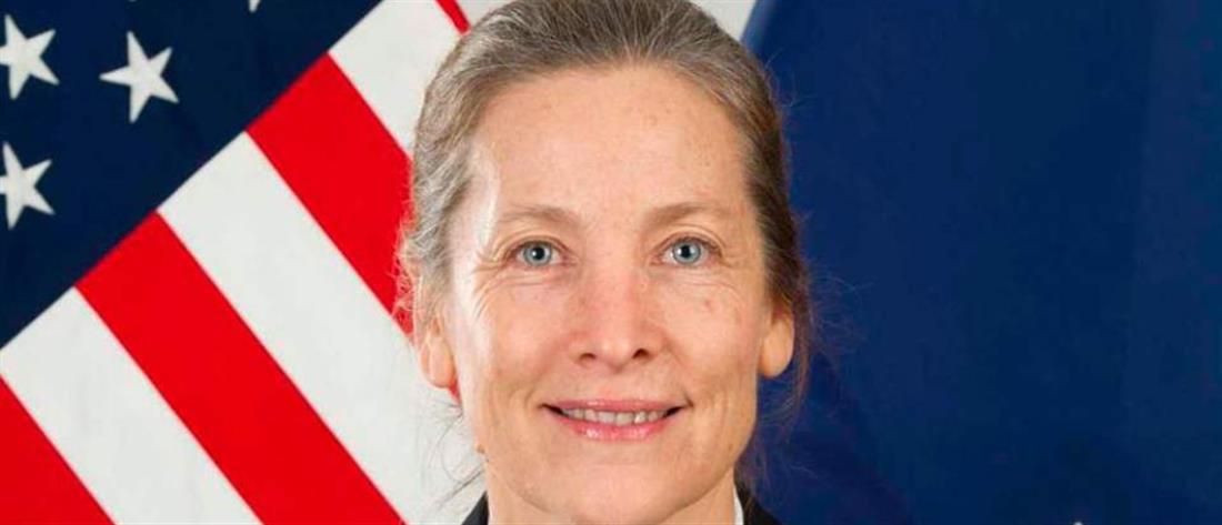 """Αμερικανική Ναυτική Σχολή Πολέμου: για πρώτη φορά μια γυναίκα στο """"πηδάλιο"""""""