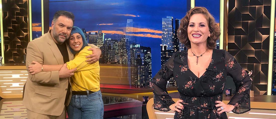 """The 2Night Show"": Αποκαλυπτικές συνεντεύξεις την Πέμπτη (εικόνες)"