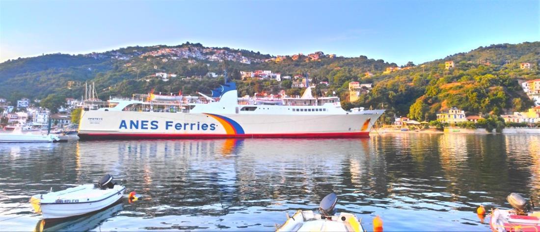 """Προσάραξε σε αβαθή το πλοίο """"Πρωτέας"""" με 214 επιβάτες"""