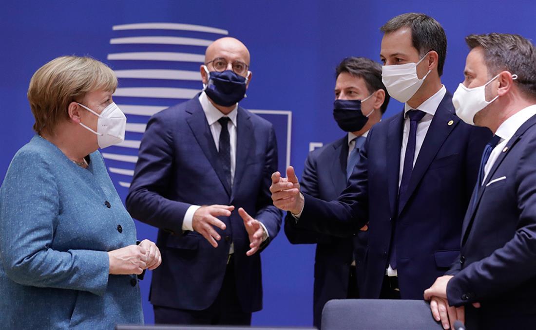 AP - Σύνοδος Κορυφής - Βέλγιο - Άνγκελα Μέρκελ