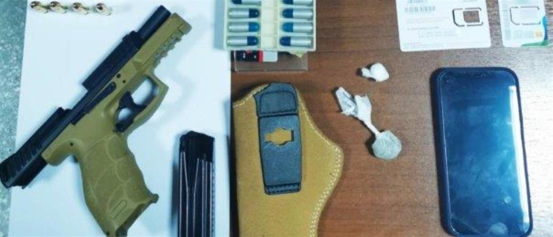 Άλιμος - Πυροβολισμοί σε πολυκατοικία: Ποινική δίωξη σε 34χρονο (εικόνες)