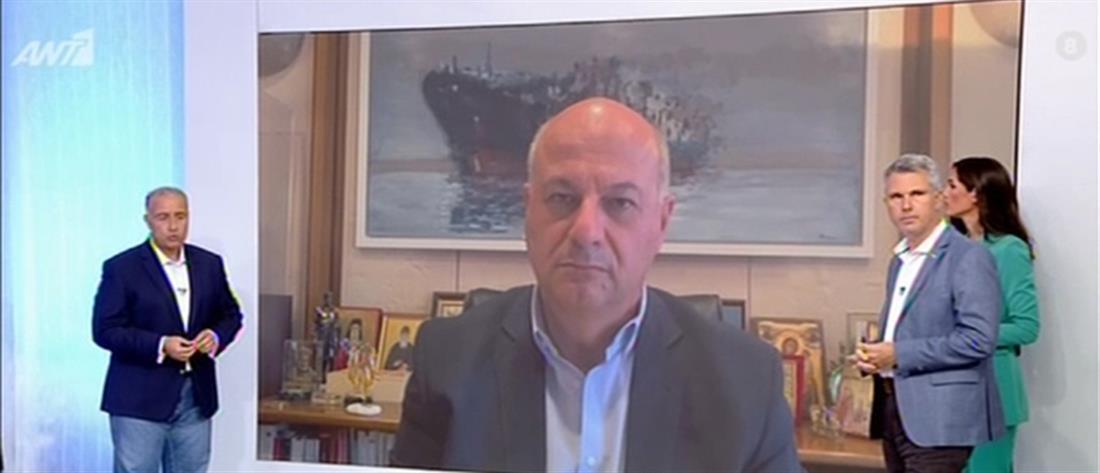 Τσιάρας στον ΑΝΤ1: Υπευθυνότητα και ενότητα απέναντι στις προκλήσεις της Τουρκίας (βίντεο)