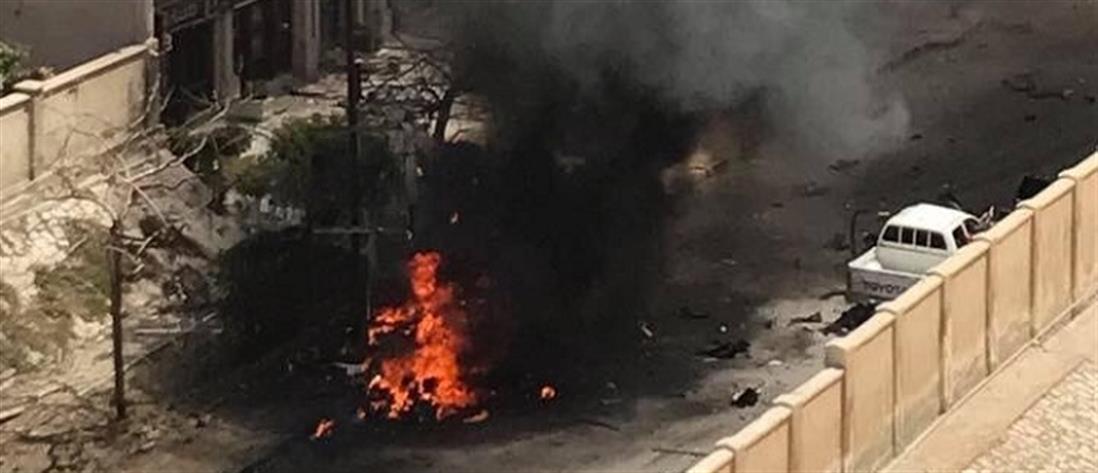 Βομβιστική επίθεση στην Αλεξάνδρεια της Αιγύπτου (βίντεο)