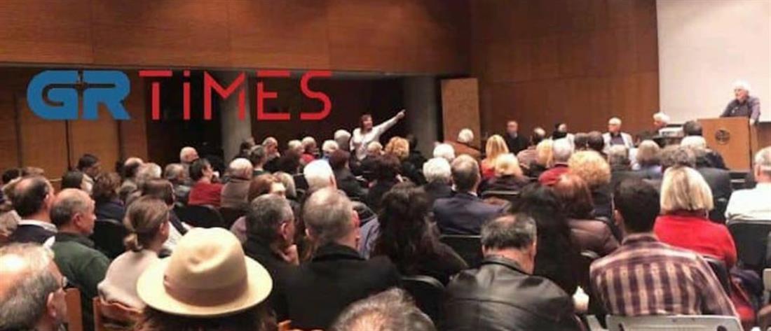 Επιθέσεις σε βουλευτές για τη Συμφωνία των Πρεσπών (βίντεο)