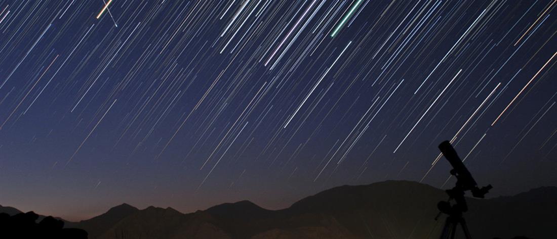 """""""Βροχή"""" αστεριών απόψε - Κορυφώνονται οι Υδροχοΐδες"""