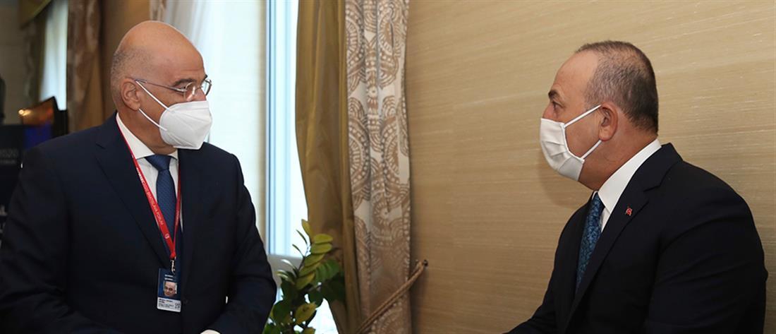 Διπλωματικές πηγές διαψεύδουν τον Τσαβούσογλου