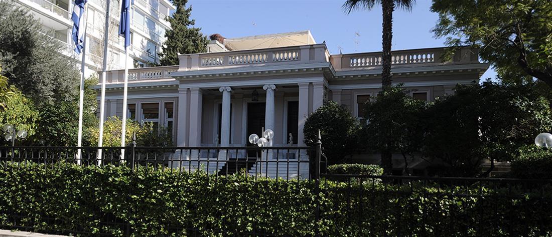 Πέντε Γραμματείες στην Προεδρία της Κυβέρνησης