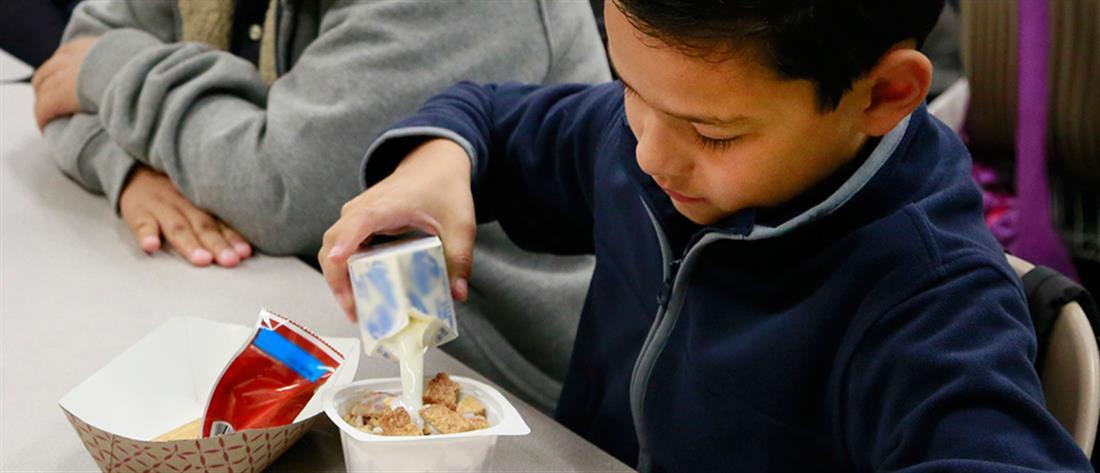 Λάθη και παραλείψεις στη διατροφή βρεφών και παιδιών