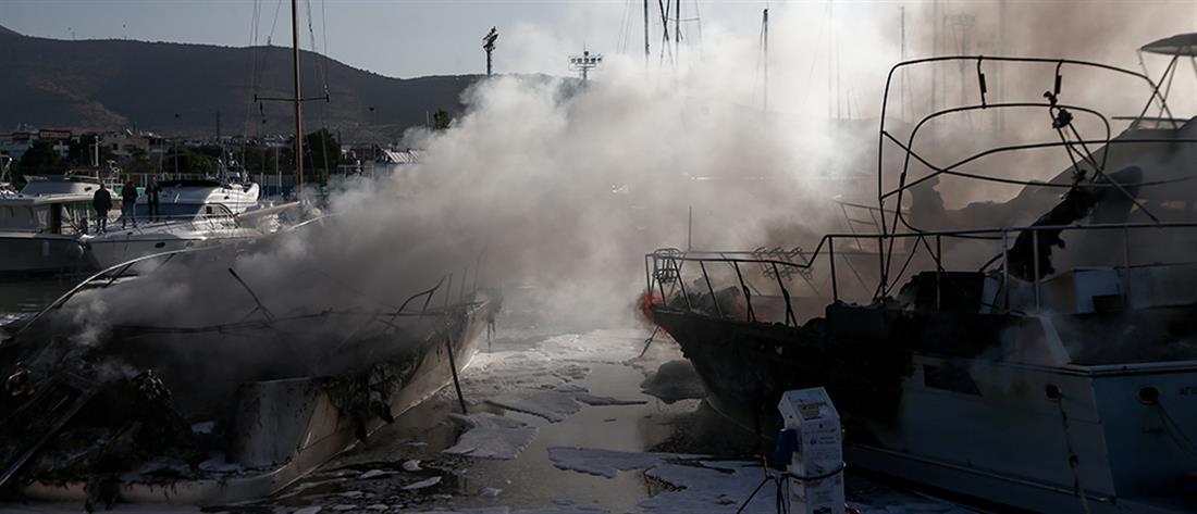Πυρκαγιά σε σκάφος στη Μύκονο