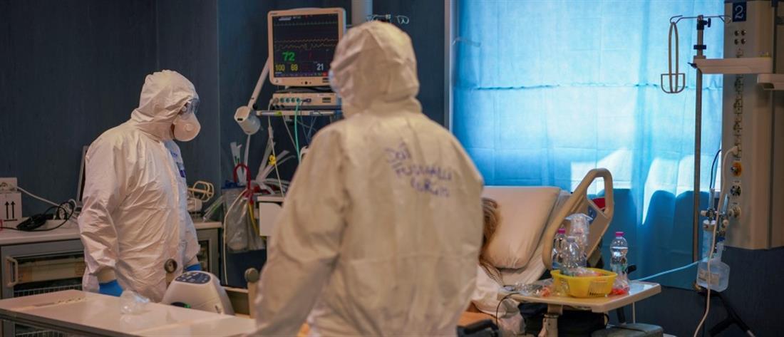 Κορονοϊός: τρίτος νεκρός σε ένα 24ωρο στην Ελλάδα