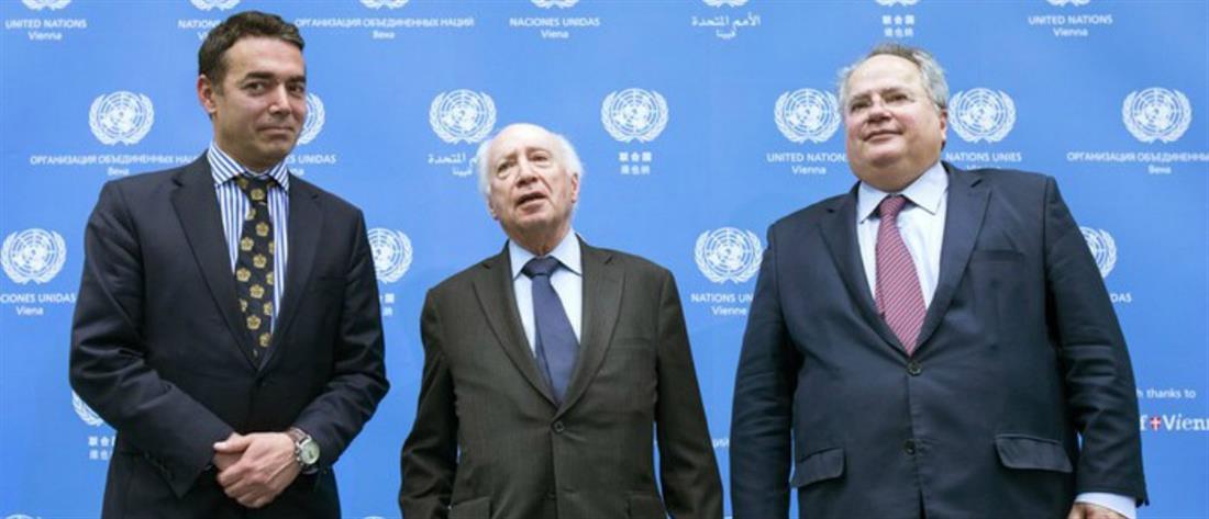 Νίμιτς για Σκοπιανό: οι συνομιλίες θα συνεχιστούν και τις επόμενες εβδομάδες