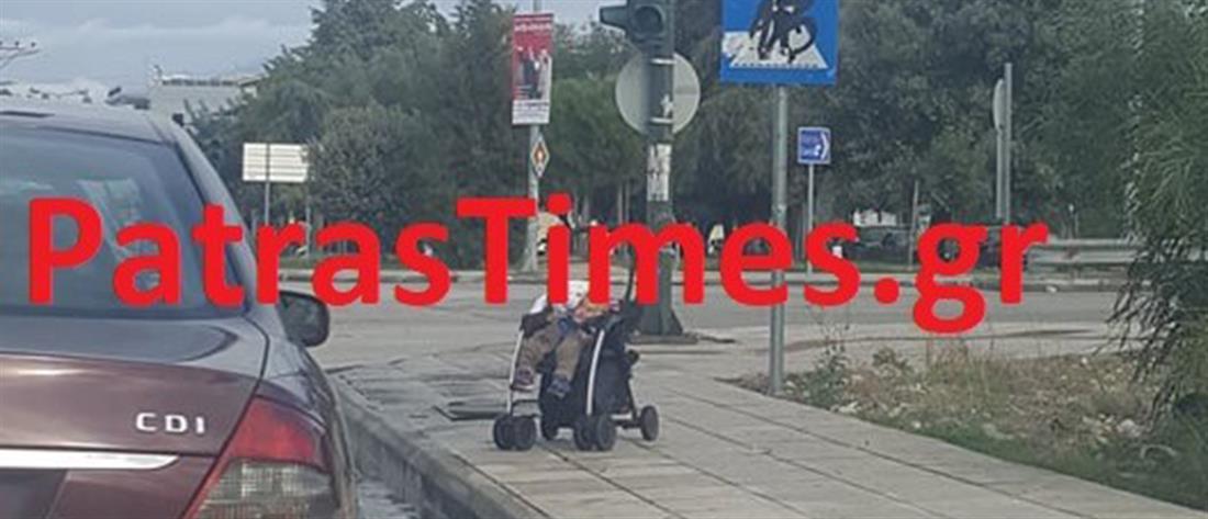 Αδιανόητο: εγκατέλειψε το μωρό της στο δρόμο και πήγε για καφέ