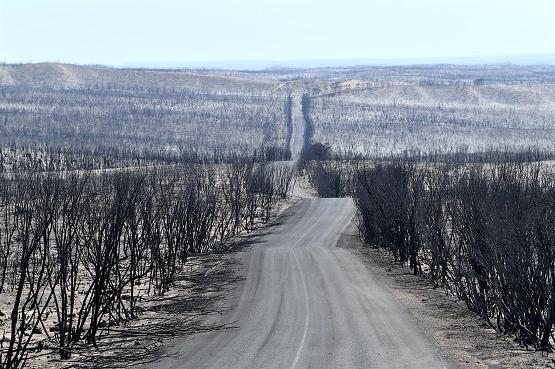 Αυστραλία - πυρκαγιά