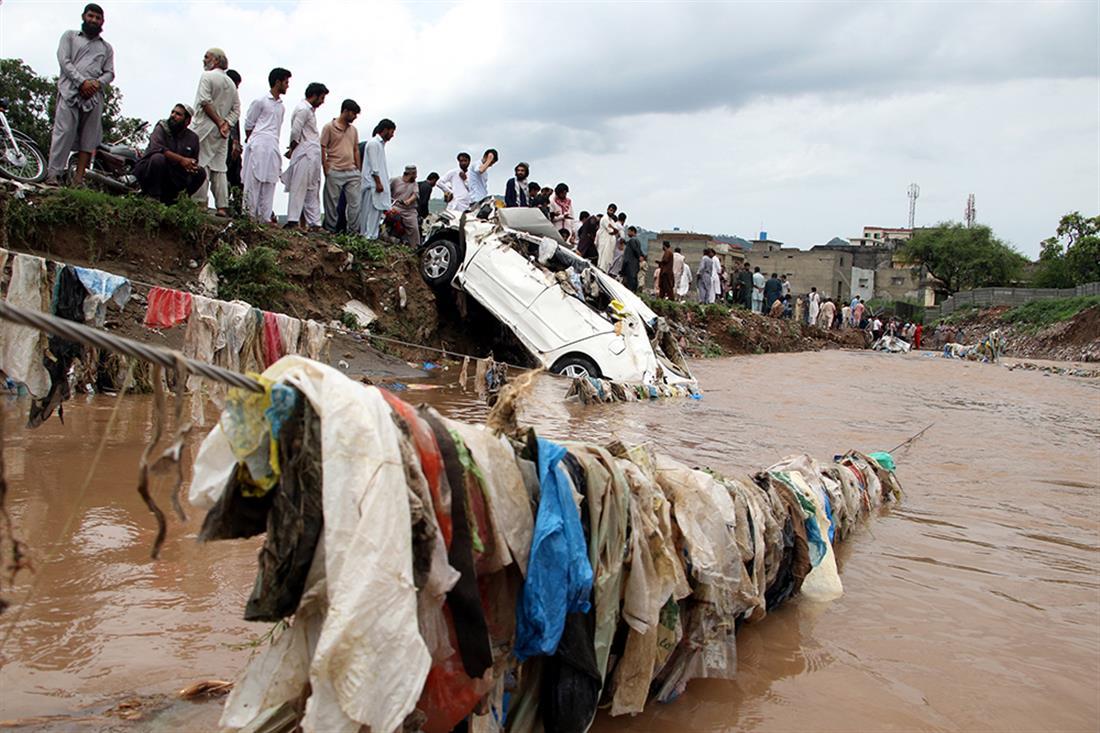 Κακοκαιρία - Πακιστάν