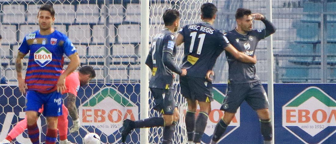 Αστέρας Τρίπολης: Μεγάλο διπλό στο Βόλο και play off