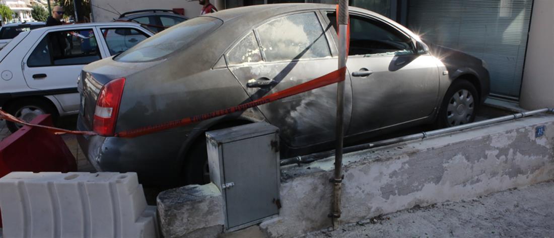 Επίθεση με μολότοφ στο Α.Τ. Πεντέλης